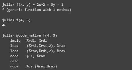 用于科学计算的Julia语言发布了1.0版本用于科学计算的Julia语言发布了1.0版本