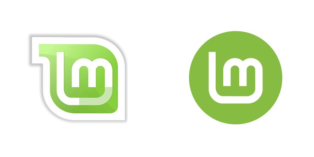 新LOGO和旧LOGO对比,New Logo and old logo